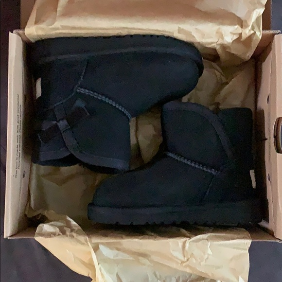 UGG Other - NEW Toddler Uggs with Bow